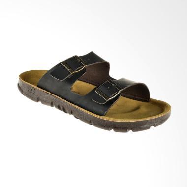Bata Piete Men Sandal Pria - Brown [8734076]