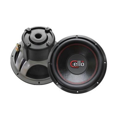 Cello S12 Subwoofer [DVC 4 Ohm]