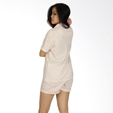 Baju Tidur Kerah BJ003|Baju Tidur Wanita