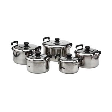 Kingko 555 Stainless Steel Set Panci