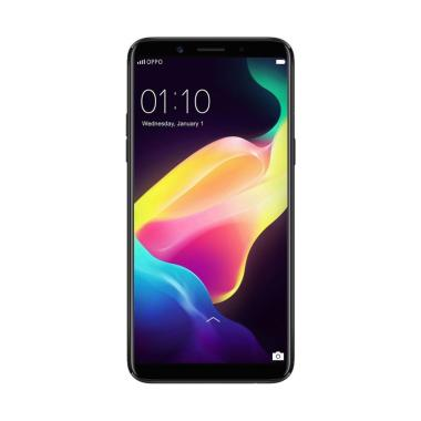 Oppo F5 Smartphone - Black [32 GB/6 GB]