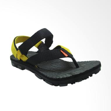 Oviedo Freezy Sandal Gunung - Black Yellow