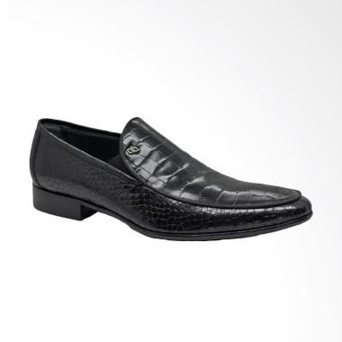 Aldo Brue Sepatu Formal Pria - Black [1008b1]