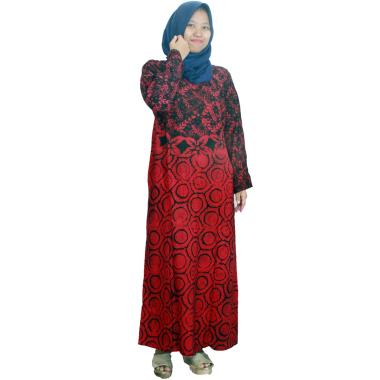 Batik Alhadi RLD001-09C Batik Cap H ... l & Menyusui - Multicolor
