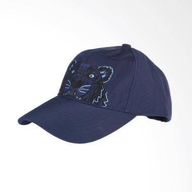 Kenzo Tiger Canvas Cap - Blue [100% Original]