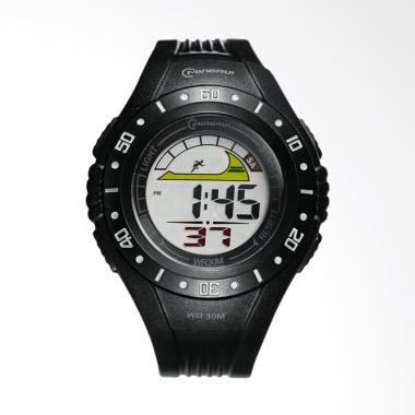 MINGRUI Waterproof Shockproof Digit ... - Black White [WT0187A-W]