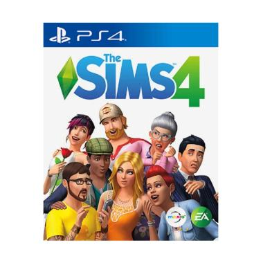Playstation 4 The Sims 4 DVD Game