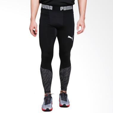 PUMA Men's Running TECH V2 Tight  Pakaian Lari Pria [515631 01]