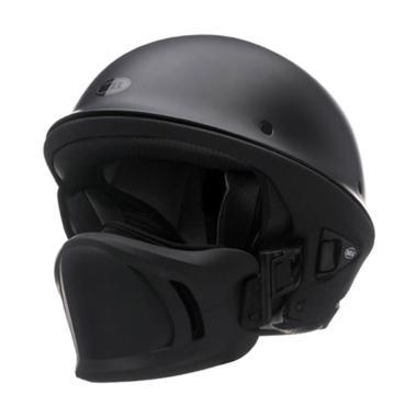 Bell Rogue Helm Half Face - Matt Black