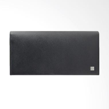 Bonia Leather Wallet Pria - Black