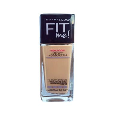 Maybelline Fit Me ! New Look Dewy Foundation - Smooth Natural