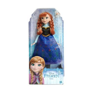 Hasbro 0960020352 Original Boneka Disney Frozen Anna Mainan Anak