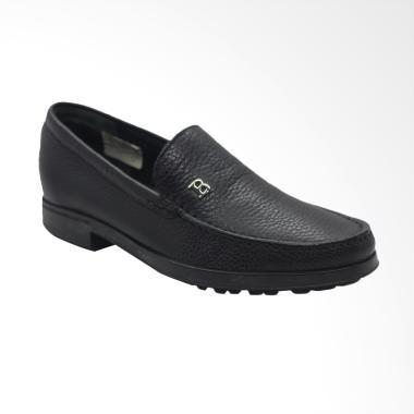 BALLY Sistri-U Formal Sepatu Pria - Black