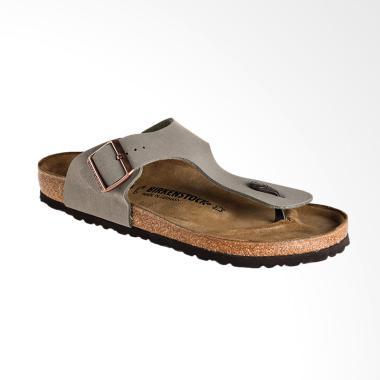 Birkenstock Ramses NOS Stone Sandal Pria [044501]