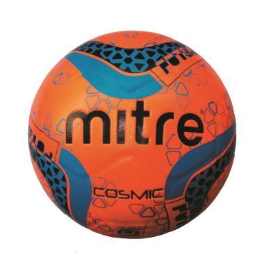 Mitre Cosmic Football Bola Futsal - Orange