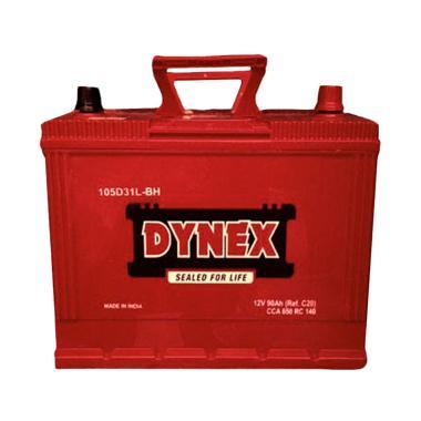 Dynex MF 105D31L-12V-90AH Aki Kering Mobil