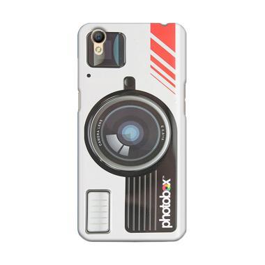 Premiumcaseid Retro Photobox Camera Collector Hardcase Casing for Oppo Neo 9 A37