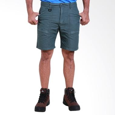 Eiger Traverse 1.2 Pants Celana Pendek Pria - Blue
