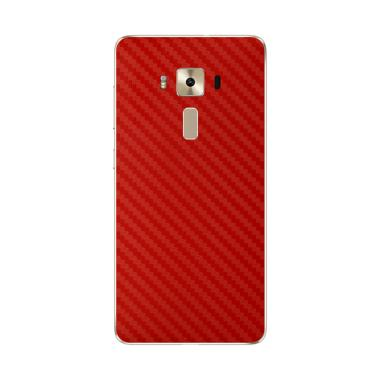 9Skin Premium Skin Protector for As ... ZS570KL - Red Carbon [3M]