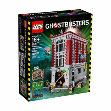 LEGO Ghostbusters Firehouse Headquarters 75827 Blocks & Stacking Toys