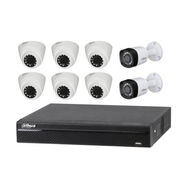 Dahua HDCVI Paket Kamera CCTV and UPS [8 Channel/2 MP]
