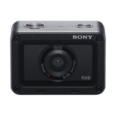SONY Camera DSC-RX0 SI Action Cam - Black