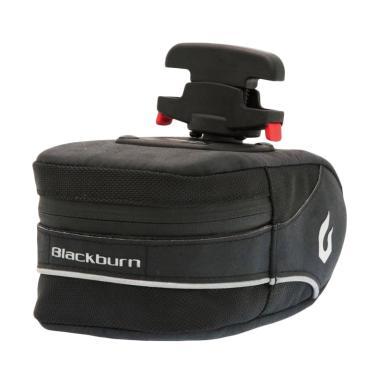 Blackburn Zayante Medium QR Saddle Bag Tas Sepeda - Black