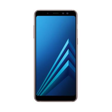 Samsung Galaxy A8 Smartphone - Blue [32GB/ 4GB/ 2018 Edition]