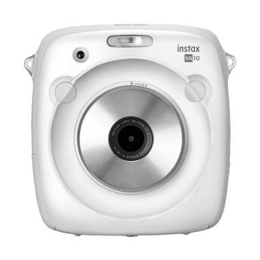 Fujifilm Instax Square SQ10 Hybrid Kamera Instant - White