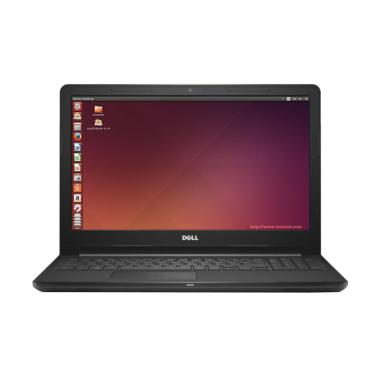 DELL Inspiron 3567 Laptop - Black [ ... GB/ 1TB/ AMD 2GB/ Ubuntu]