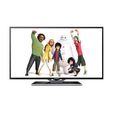 Sanken SL-E32 Lumina TV LED - Hitam [32 Inch]
