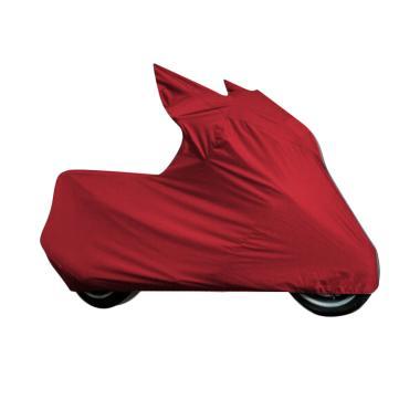 Mantroll Cover Motor Honda Beat - Merah