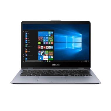 Asus VivoBook Flip TP410UR-EC301T L ... 30MX-2GB/ 14 Inch/ Win10]