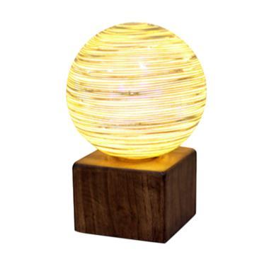 Hermosa Home Decor Indi Small Table Lamp
