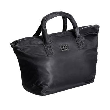 7 A.M. Roma Diaper Bag Tas Popok Bayi - Black