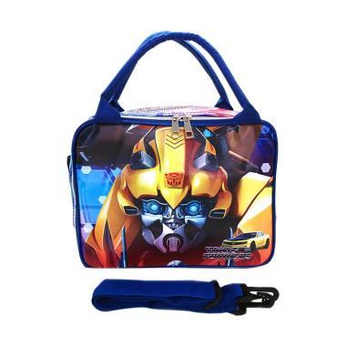 GABRIEL Motif Transformers Travel Bag Anak - Biru
