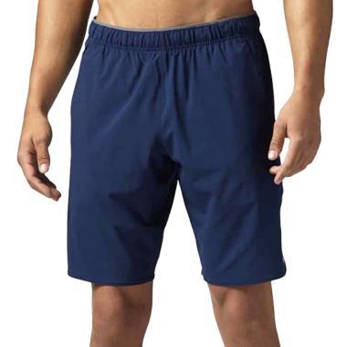 Reebok Wor Woven Graphic Short Celana Olahraga [BQ3677]