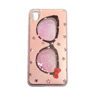 Winner Softshell Pink Glasses Water ... Casing for Oppo A37 Neo 9