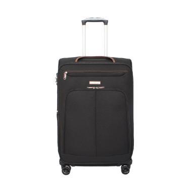 Navy Club TSA GGCH Softcase Koper - Hitam [Size 20 Inch]