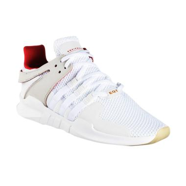 adidas Originals Men EQT Support AD ...  - White Scarlet [DB2541]