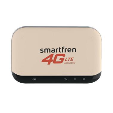 Smartfren Mifi M5 Mini WiFi Router - Gold [150 GB/ 1 Tahun]