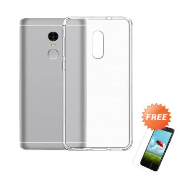 Soft Back Case Anti Crack / Shockproof / Benturan Elegant AircaseStrong Softcase Ultrathin for Xiomi Redmi