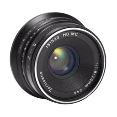 7Artisans 25mm F1.8 for Sony E-Mount Black - Kamerakamera