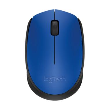 Logitech - M171 Wireless Mouse [910-004656] Blue