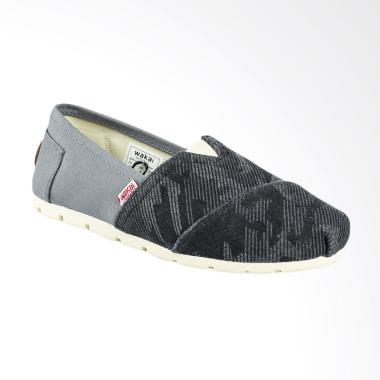 Wakai WAK-SW017BG-ARASHI Sepatu Unisex - Grey