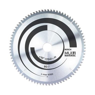 Bosch Expert Mata Gergaji Kayu [254 mm/ 80 T]