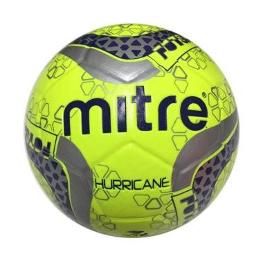 Mitre Hurricane Bola Futsal - Hijau Football [No 4]