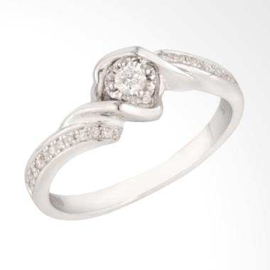 Posh Jewellery DX056 Reflection Collection Ladies Ring
