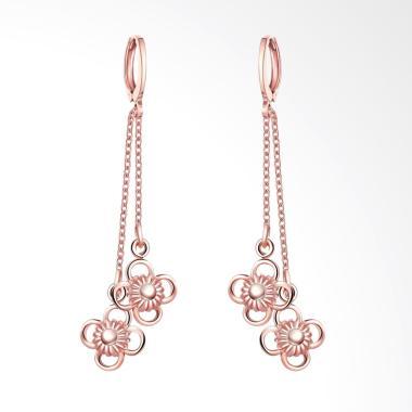 SOXY KZCE084-A Japan and South Kore ... tern Lady Earrings Wanita