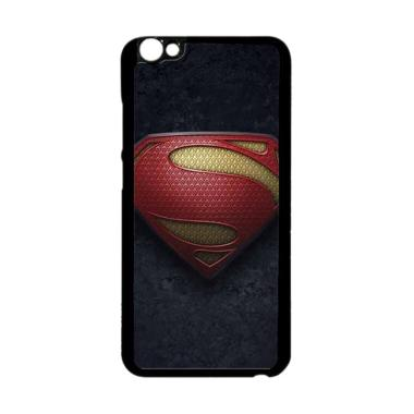 OEM Superman Logo 1 Hardcase Casing for VIVO V5/V5S/V5 LITE